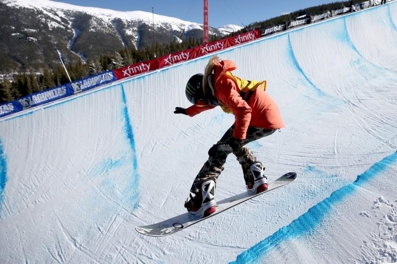 Snowboard and Ski - Magazine cover