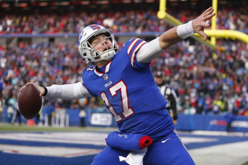 Josh Allen Says Bills Have a 'Special Thing' Going on This Season