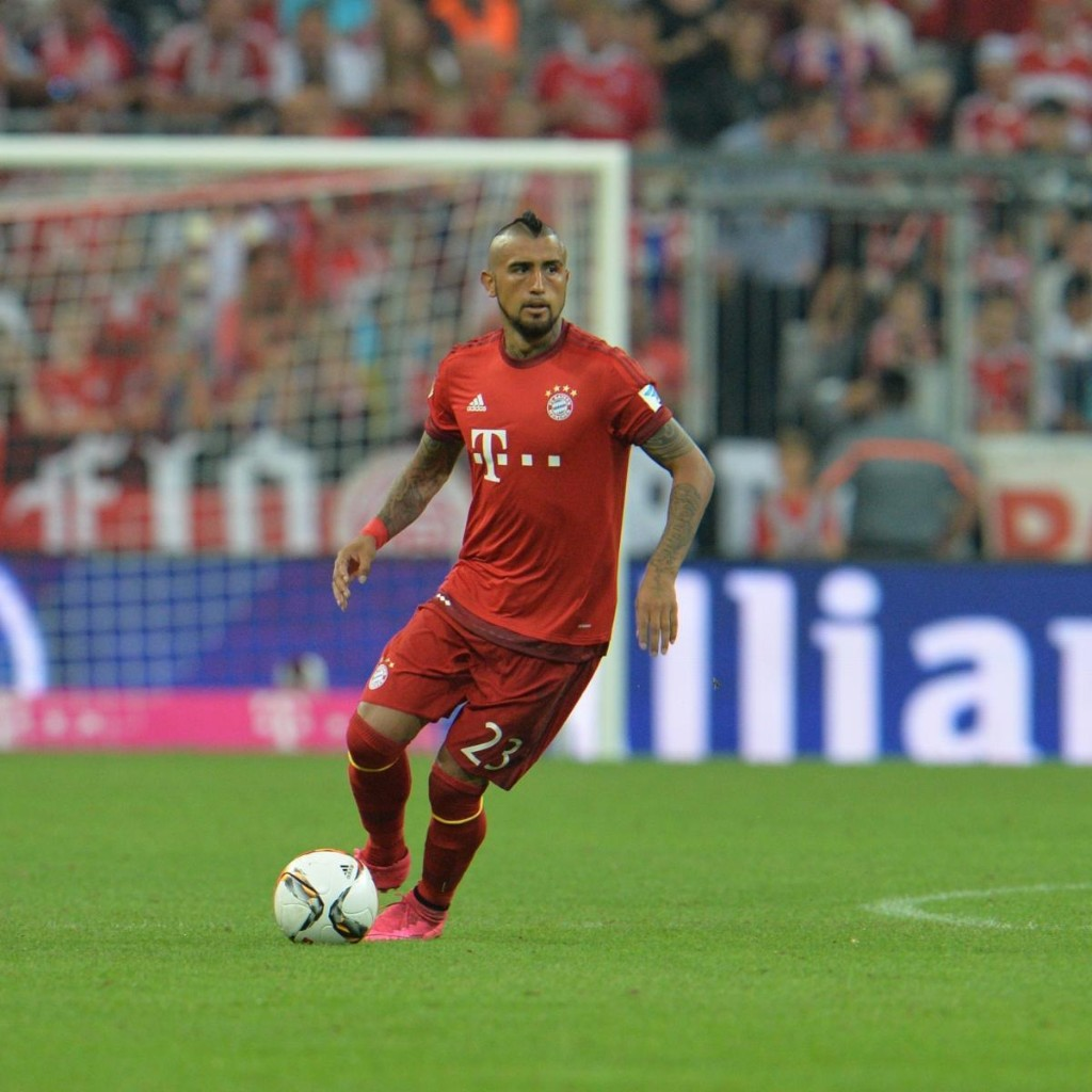 How Bayern Munich's Arturo Vidal Is on Track to Be the Transfer of the Season