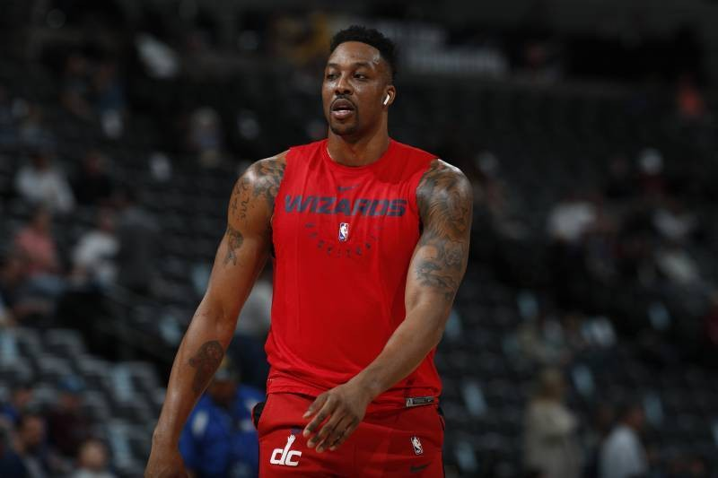 Lakers News: Dwight Howard Officially Signs Contract, Will Wear No. 39 Jersey