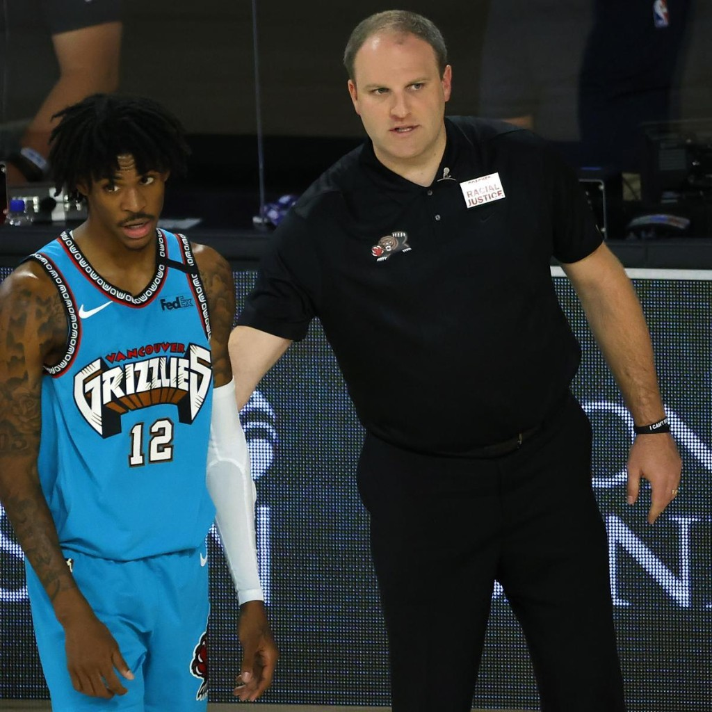 Ja Morant Dedicates Grizzlies' Win over Thunder to Daughter on Her 1st Birthday