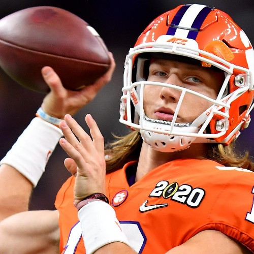 Trevor Lawrence Took a 'Little While' to Move on from 1st Loss as Clemson QB