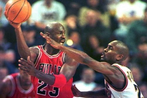 Gary Payton Recalls Michael Jordan Getting Revenge on Him for Trash Talk