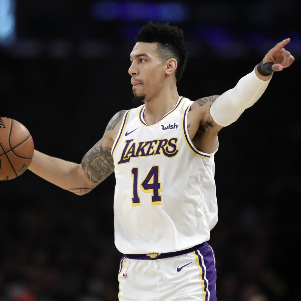 Danny Green out for Lakers vs. Pacers with Hip Injury