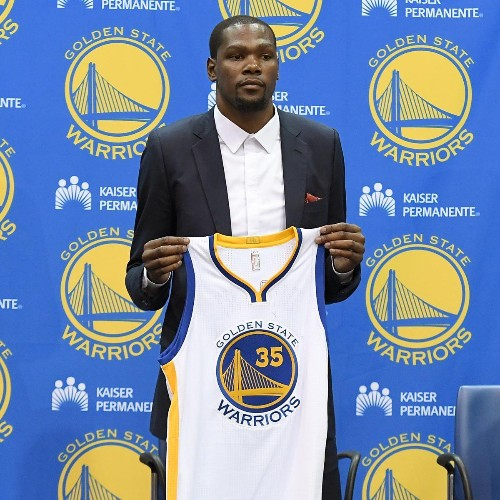 Kevin Durant to Warriors: Latest Contract Details, Comments and Reaction