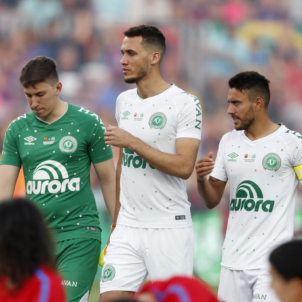 Chapocoense Crash Survivor Neto Announces Retirement from Football