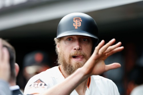 Hunter Pence's Fall from $90M Superstar to Fighting for an MLB Job