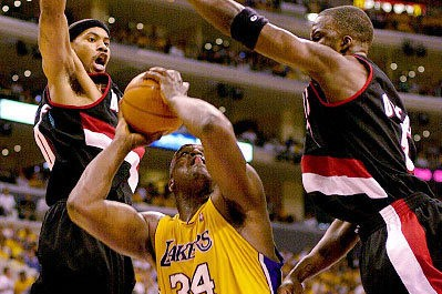 How the Portland Trail Blazers Have Changed Since Game 7 in 2000
