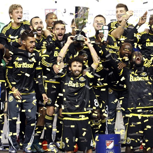 Battle-Tested Columbus Downs Red Bulls to Advance to MLS Cup