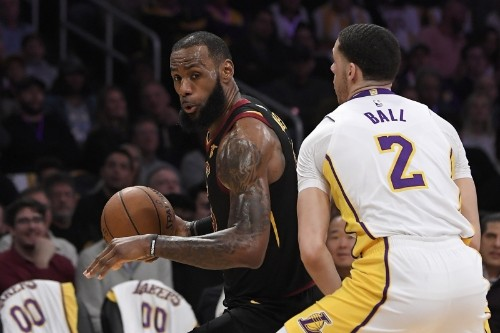 Lonzo Ball, Lakers Crush LeBron James, Cavaliers as Isaiah Thomas Gets Revenge