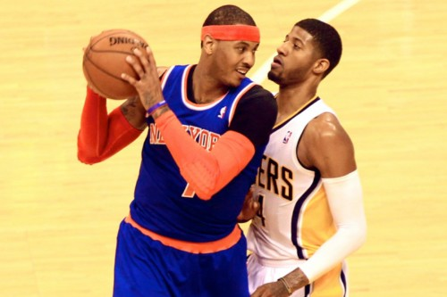 Why Paul George's Superstar Ceiling Is Higher Than Carmelo Anthony's