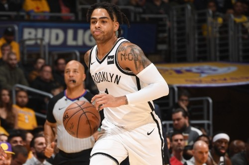 D'Angelo Russell Isn't the Answer for Lakers After LA Misses Out on Kyrie Irving