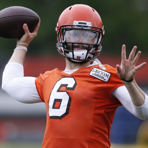 Baker Mayfield Announces Engagement to Girlfriend Emily Wilkinson