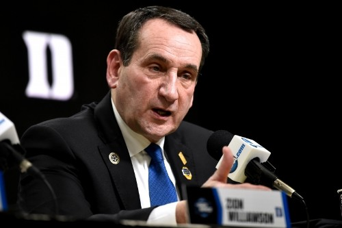 Duke's Mike Krzyzewski: NCAA 'Not Prepared' for Change to 1-and-Done Rule
