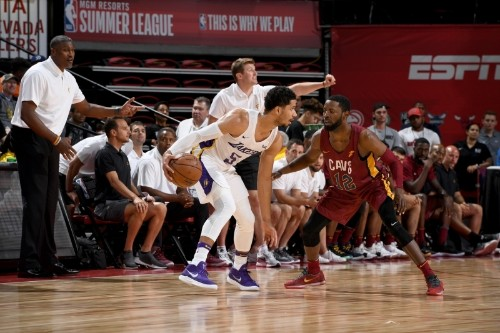 NBA Summer League: Josh Hart Outduels Collin Sexton as Lakers Beat Cavaliers