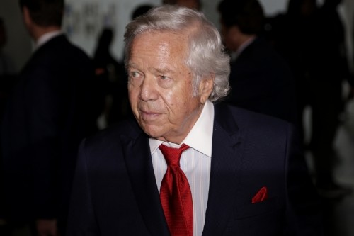 Robert Kraft's Attorney William Burck Says Spa Tape, Traffic Stop Were Illegal