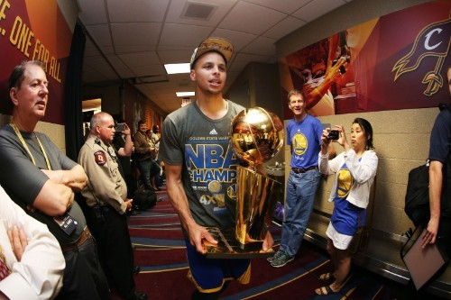 Warriors Win 2015 NBA Finals: Score, Celebration Highlights and Twitter Reaction