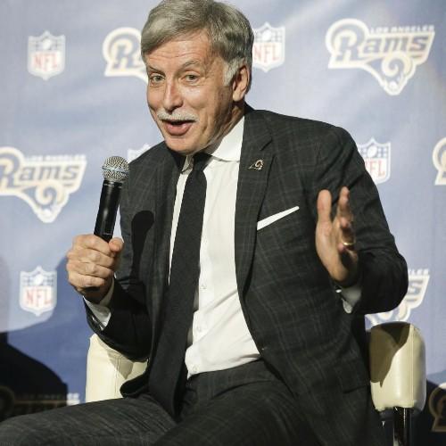 Stan Kroenke, Rams Owner, Buys $725 Million Texas Ranch