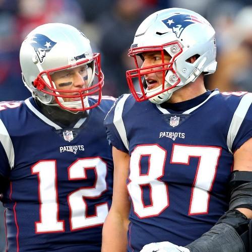Tom Brady, Patriots Rout Dan Marino, Dolphins in B/R Madden GOAT Sim