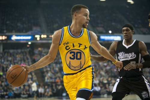 Stephen Curry Sets Single-Season Record for Most Games with 8 Made 3-Point Shots
