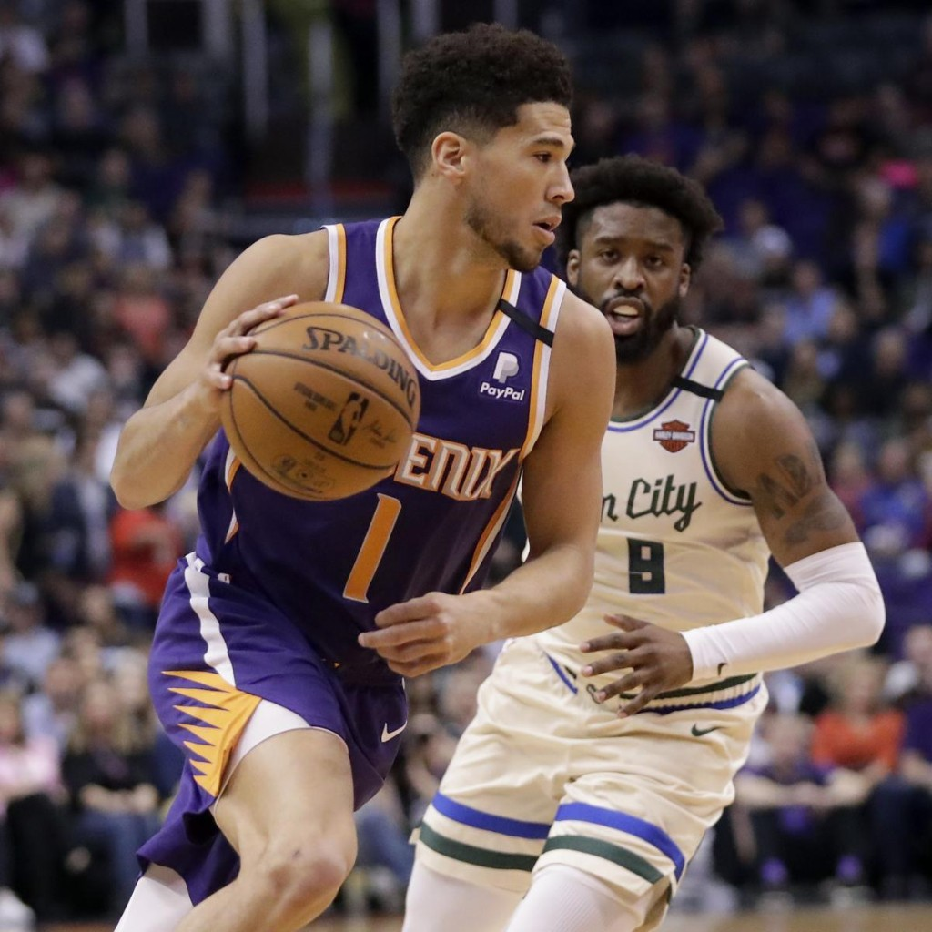 NBA Rumors: Latest Buzz on Devin Booker, D'Angelo Russell, Knicks HC Search