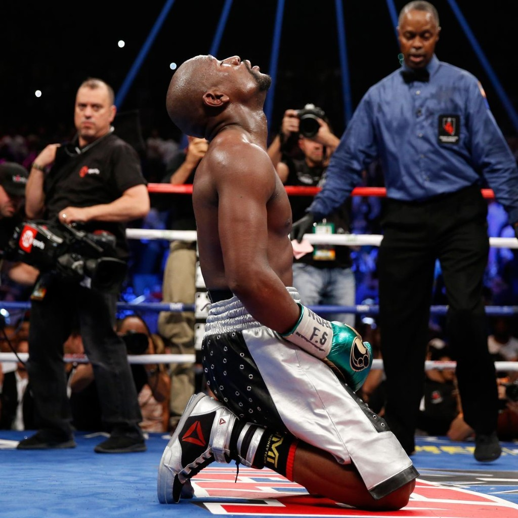Dear Floyd: Please Make It Count (Unlike Your Fights) and Stay Retired