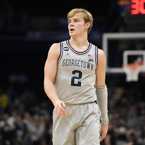 Georgetown's Mac McClung Declares for 2020 NBA Draft, Forgoes Junior Year