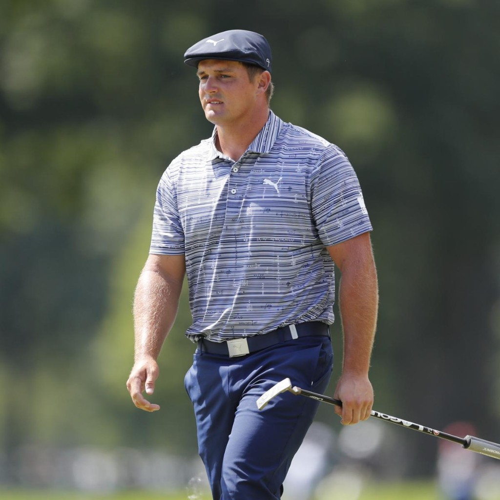 Bryson DeChambeau Says PGA Tour Must 'Protect' Players from Cameramen