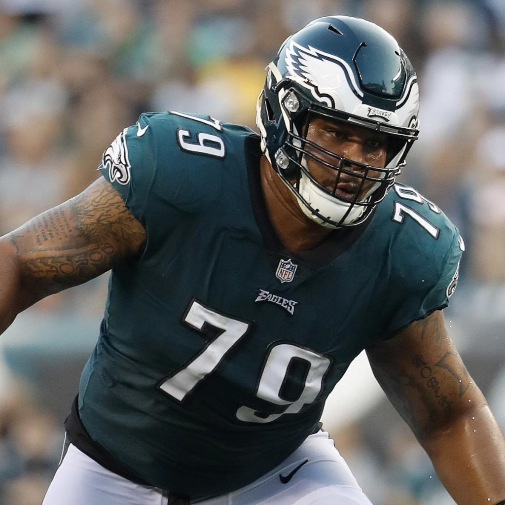 Eagles' Top Options to Replace Pro Bowl Guard Brandon Brooks After Torn Achilles