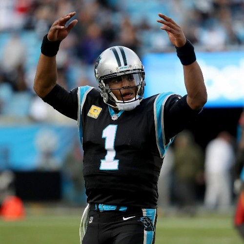 Cam Newton Buys Thanksgiving Dinner for 1,200 Underprivileged Children