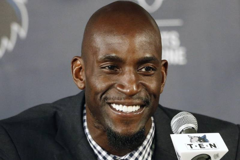 Kevin Garnett Calls Hall of Fame Induction 'Perfect Way to End a Dope Story'