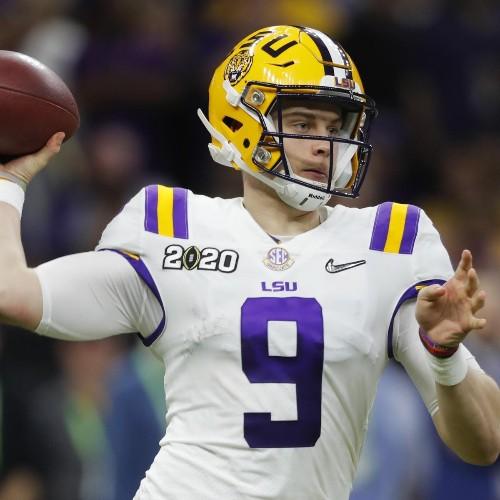 NFL Draft 2020: Odds, Predictions for Joe Burrow, Tua Tagovailoa, More Top QBs