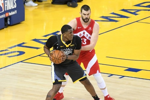 Video: Kevon Looney Explains Why He Played Through Rib Injury in NBA Finals