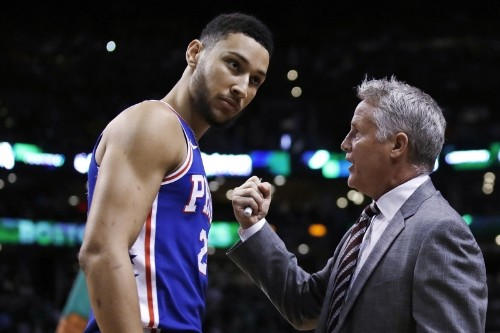 Brett Brown Wishes Ben Simmons Would Take More Jump Shots
