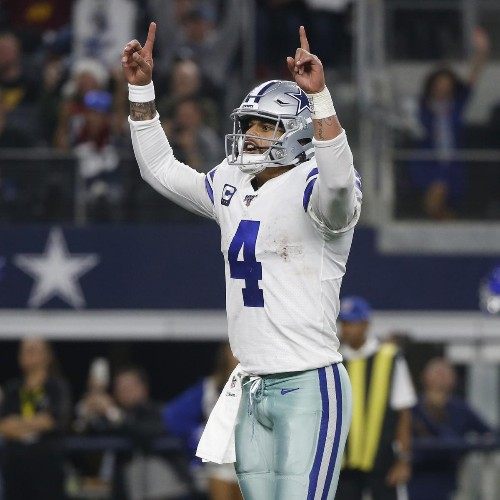 Dak Prescott Rumors: Cowboys Resume Contract Talks with QB After Franchise Tag