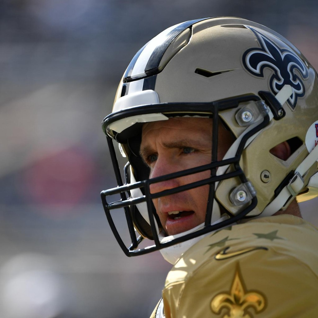 Drew Brees Responds to Donald Trump's Tweet: This Isn't About the American Flag