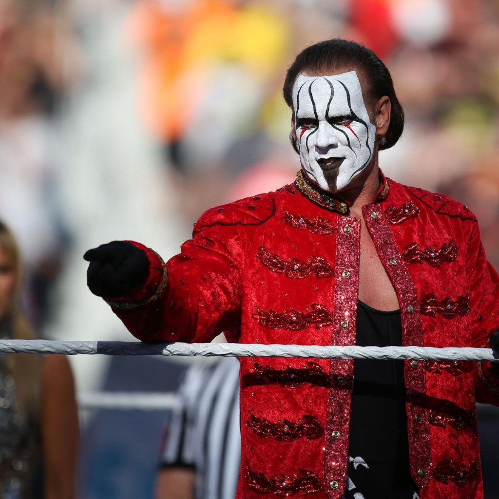 Sting Fuels Speculation About WWE Return with 'Last Ride' Twitter Comments