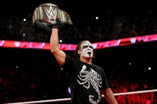 Analysing Possibility of Sting Becoming WWE World Heavyweight Champion