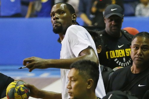 Kevin Durant 'Absolutely Loved' LeBron James Joining Lakers