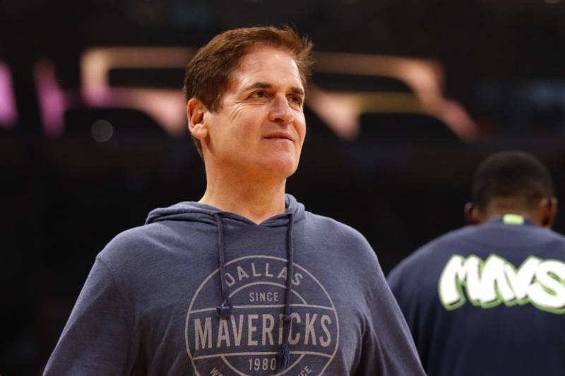 Mark Cuban on NBA Changing Basketball Supplier: 'I'm Sure We Learned Our Lesson'