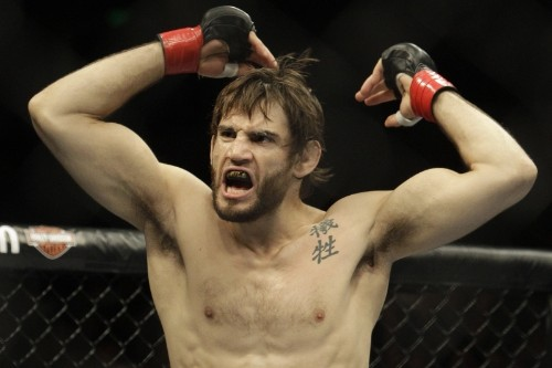 Did Jon Fitch Really 'Break' Georges St-Pierre in 2008 Title Fight?