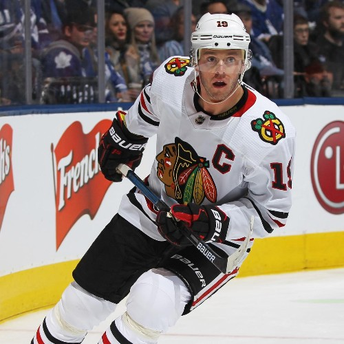 Blackhawks' Jonathan Toews Donates $100K to Chicago's COVID-19 Relief Fund