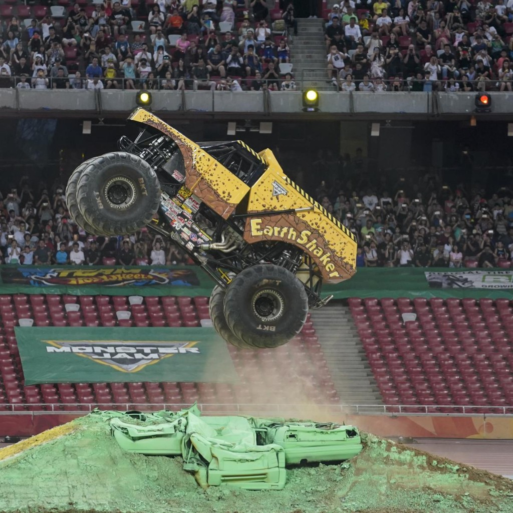 Bari Musawwir's World Record, Top Highlights at Diesel Brothers: Monster Jam
