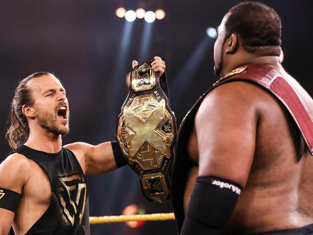 Keith Lee Beats Adam Cole to Win NXT Title, Retain North American Title