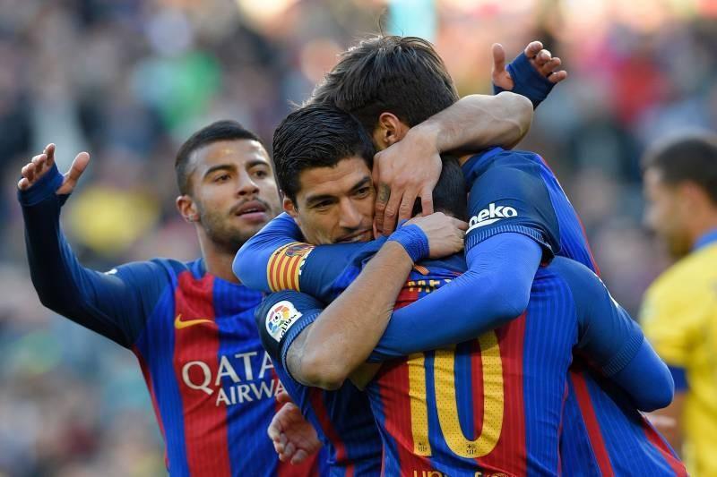 Barcelona vs. Las Palmas: Score and Reaction from 2017 La Liga Match