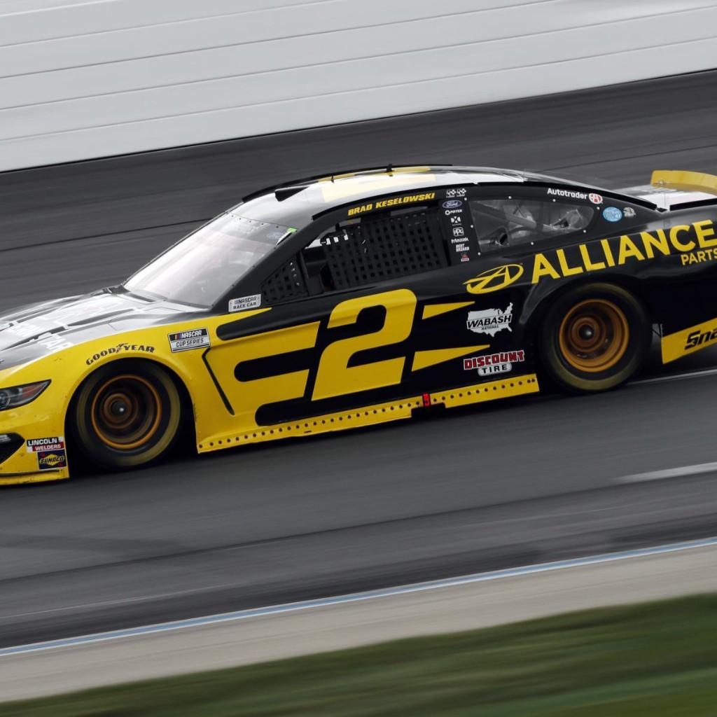 NASCAR at New Hampshire 2020 Results: Brad Keselowski Earns 3rd Win of Season