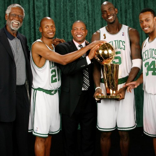 Doc Rivers Hopes Ray Allen Attends Kevin Garnett's Celtics Jersey Retirement
