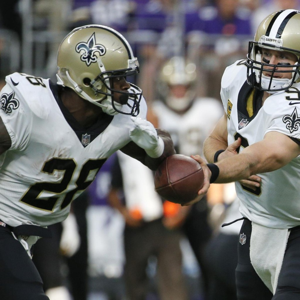 Adrian Peterson: Drew Brees Should Have Thought Before Kneeling Comments
