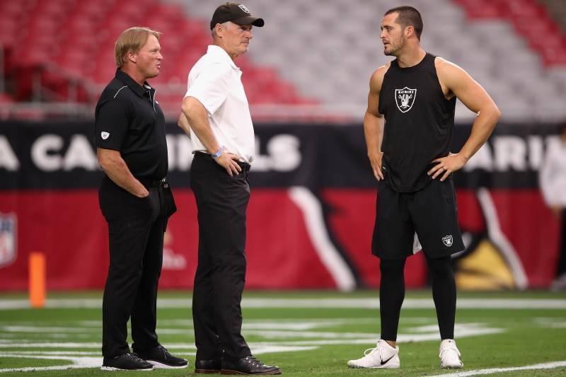 Raiders Rumors: Latest Buzz on Tom Brady, 2020 NFL Draft Targets, More