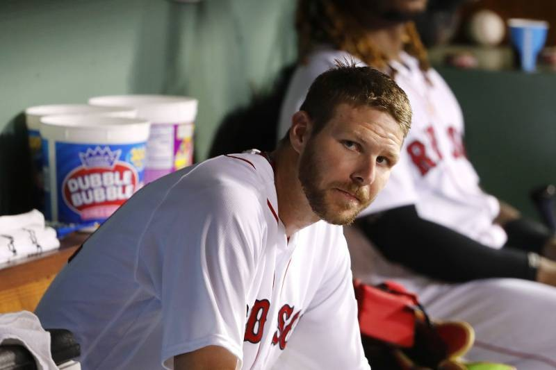 Rafael Devers: Chris Sale 'Scared Me a Little Bit' with Angry Dugout Speech
